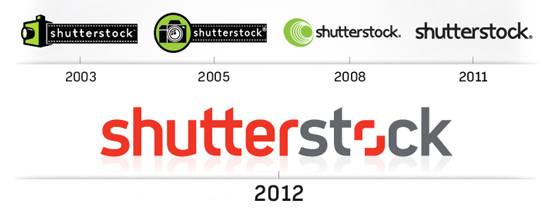 Shutterstock's New Look