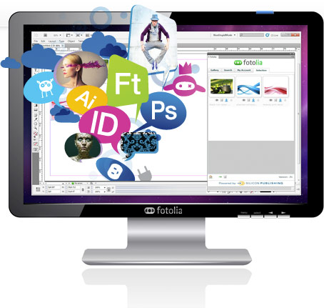 Fotolia Adobe CS Plug-in