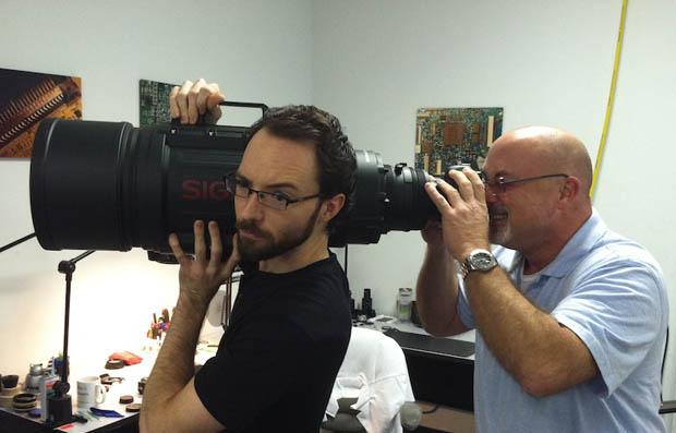 Telephoto len manual focus 500mm f/8-f32 for nikond3100 d3200 d3300 dslr preset