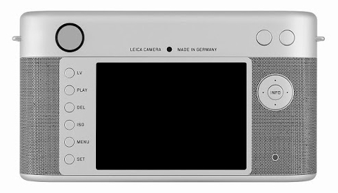 Leica Camera AG + Apple