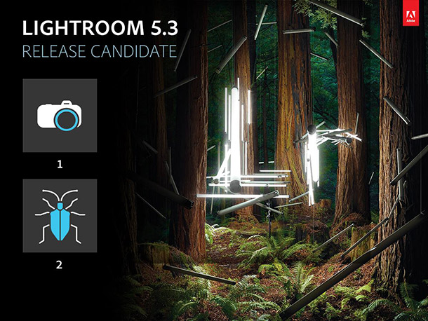 Adobe Camera Raw 8.3 и Lightroom 5.3 - Release Candidate