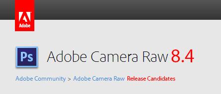 Camera Raw 8.4 руководство пользователя - фото 4